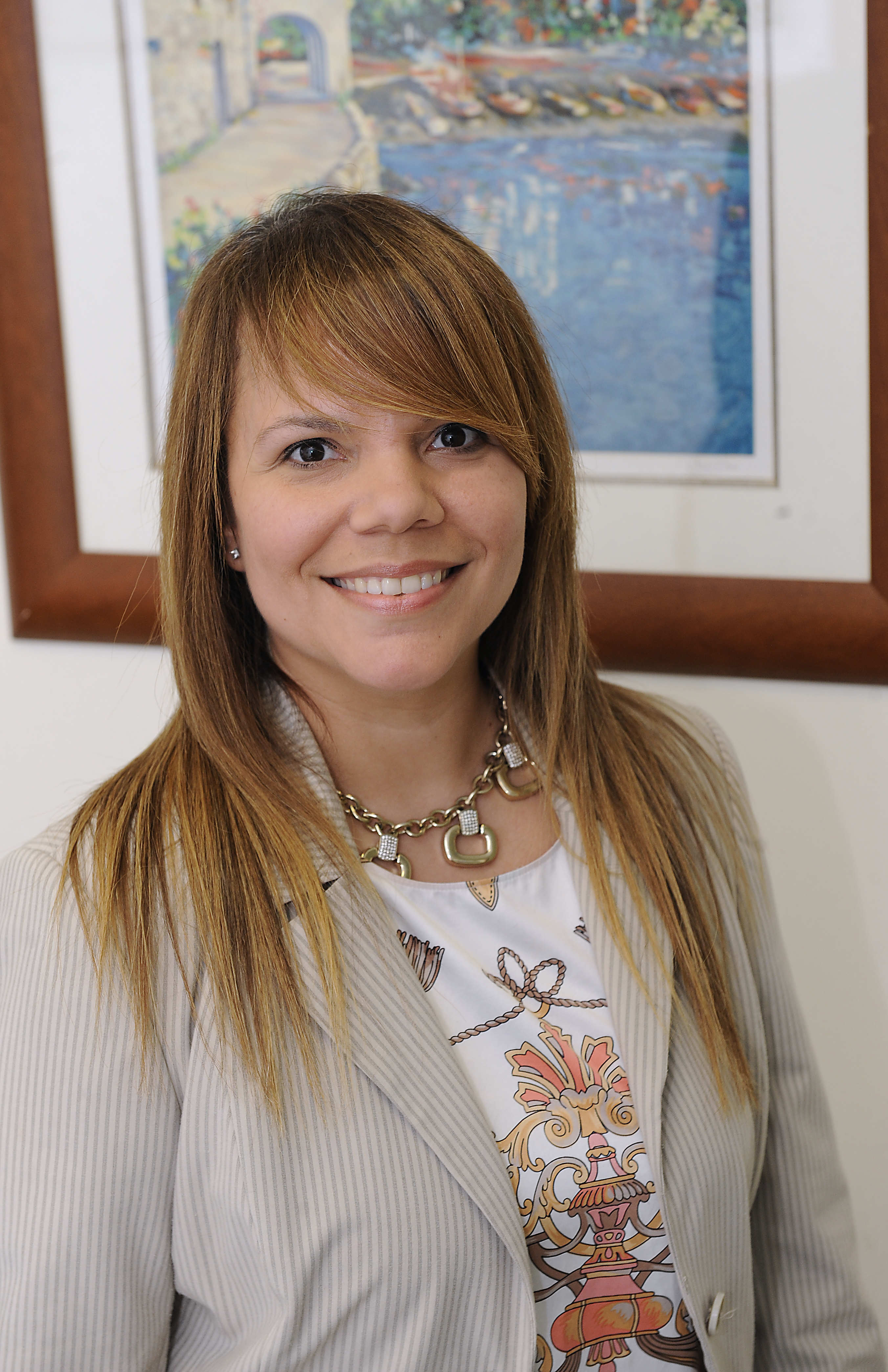 Maria del Carmen López Directora Ejecutiva Sistema de Retiro